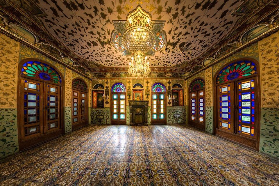 Patrimômios culturais que podem sumir com a guerra no Irã