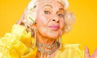 Com visual radical, vovó de 92 anos tem 3,8 milhões de seguidores no Instagram