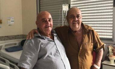 Irmãos que não se viam há 45 anos se reencontram em hospital