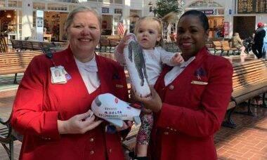 Companhia aérea faz operação de guerra para achar boneco perdido