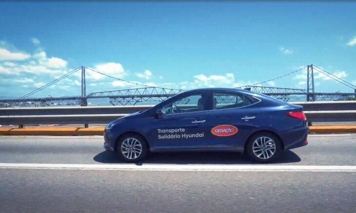 Hyundai lança frota para transportar idosos de graça