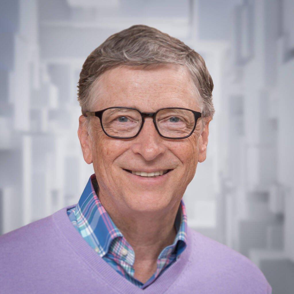 Bill Gates financia teste caseiro contra Coronavírus