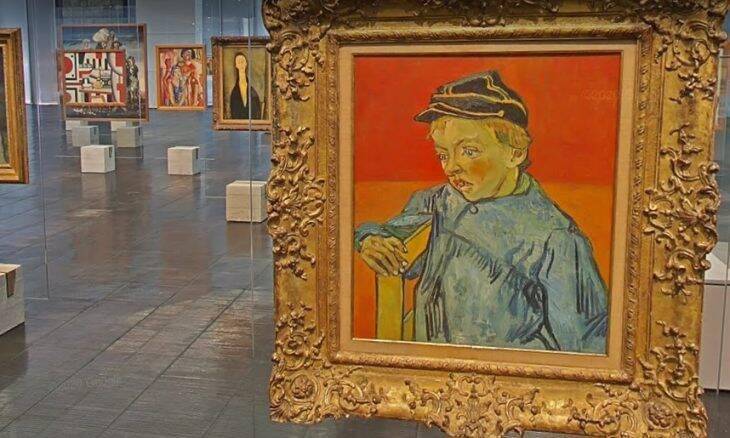 Faça uma visita a 2.500 museus sem sair de casa