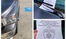 Cidade dos EUA pune infratores com imagens para colorir