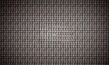 Bolas de ping-pong mostram importância do isolamento contra o covid-19