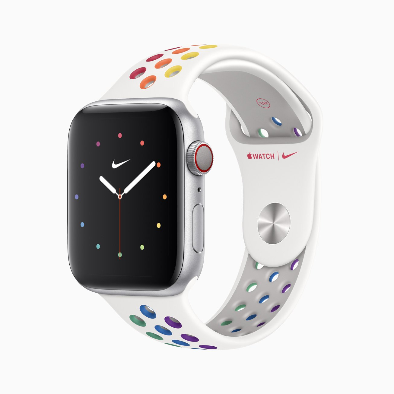 Apple Watch ganha pulseira dos Orgulho LGBTQ+