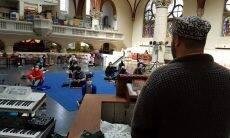 Igreja na Alemanha abre as portas para muçulmanos