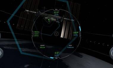 Pilote a cápsula Crew Dragon neste simulador da SpaceX