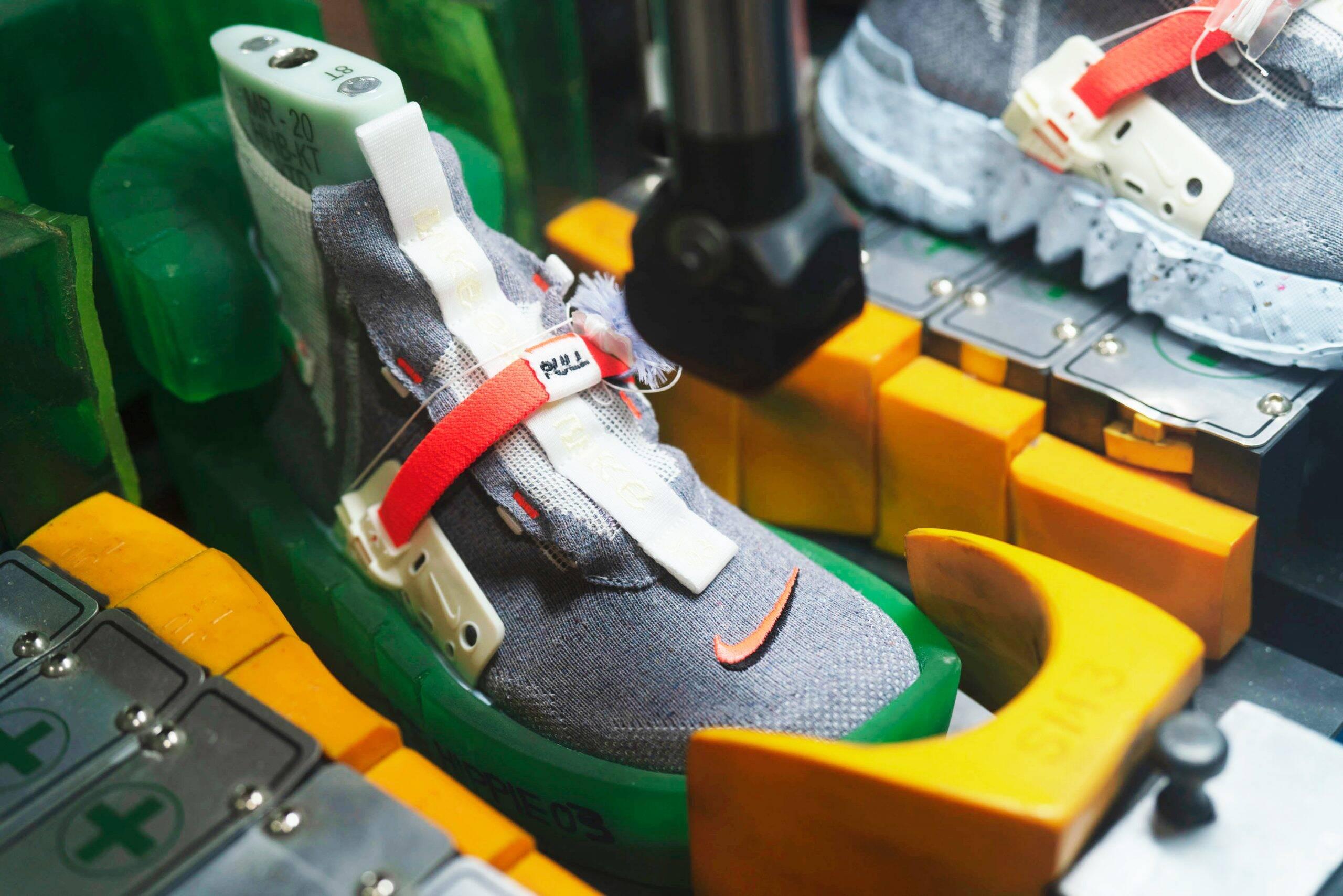 Nike lança tênis feito de material reciclado