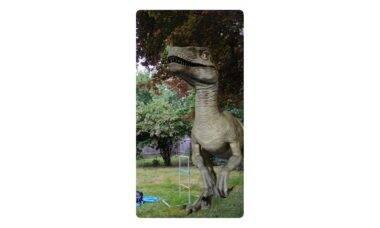 Busca do Google agora inclui dinossauros em 3D