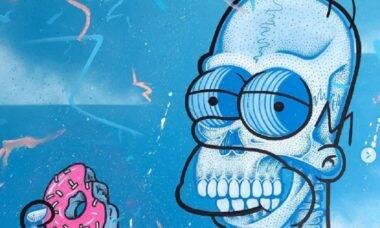 Artista imagina raio-x de personagens da cultura pop