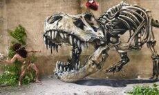 Artista cria pinturas em 3D que parecem reais