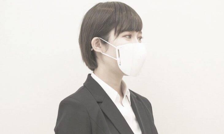 Japoneses criam máscara capaz de traduzir falas