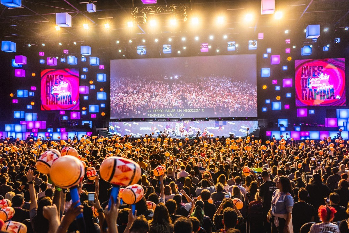 CCXP 2020 vai acontecer de forma digital