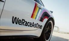 Safety Car da Fórmula 1 ganha pintura alusiva à diversidade
