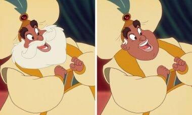 Site mostra como ficariam os personagens da Disney sem máscara