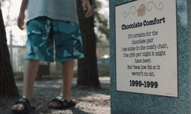 Ben & Jerry's tem um cemitério para os sabores de sorvete fora de linha