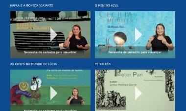 Governo de SP disponibiliza livros digitais em formato acessível