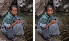Fotógrafo pede a estranhos para sorrir. Confira o resultado