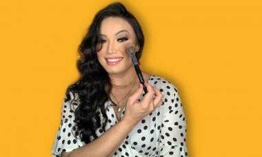 Influenciadora e maquiadora Yone Leão faz sucesso com suas dicas nas redes sociais. Foto: Divulgação