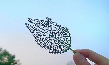 Lito Leaf art
