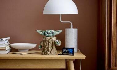 Baby Yoda vira kit da Lego com mais de mil peças
