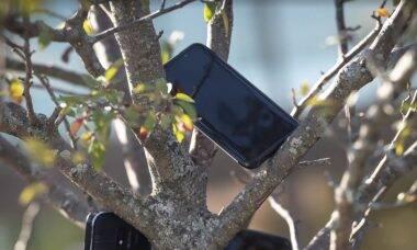 Amazon acaba com esquema de celulares pendurados em árvores