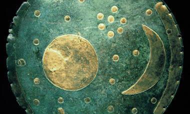 Representação mais antiga do céu pode ser mais nova do que pensávamos