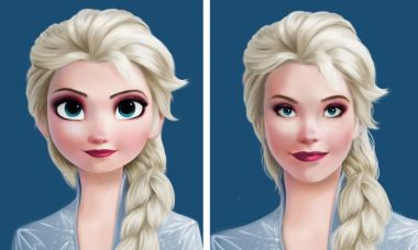 Site mostra como seriam as princesas da Disney no mundo real
