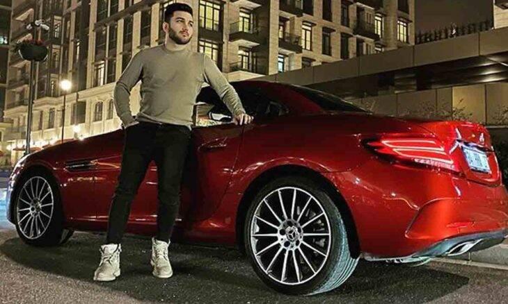 Com mensagens positivas, famoso modelo Pedram Mokhtari ajuda pessoas a conquistarem o que sonham. Foto: Divulgação