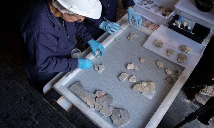 Museu Nacional recupera 30% da Coleção Imperatriz Teresa Cristina