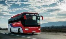 Empresa vai oferecer viagem de ônibus entre a Índia e a Inglaterra