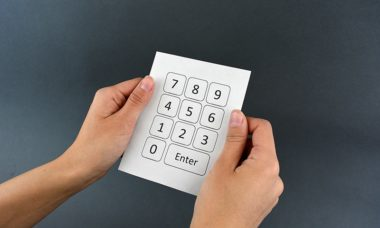 Tecnologia permite criar teclado sem fio com folhas de papel