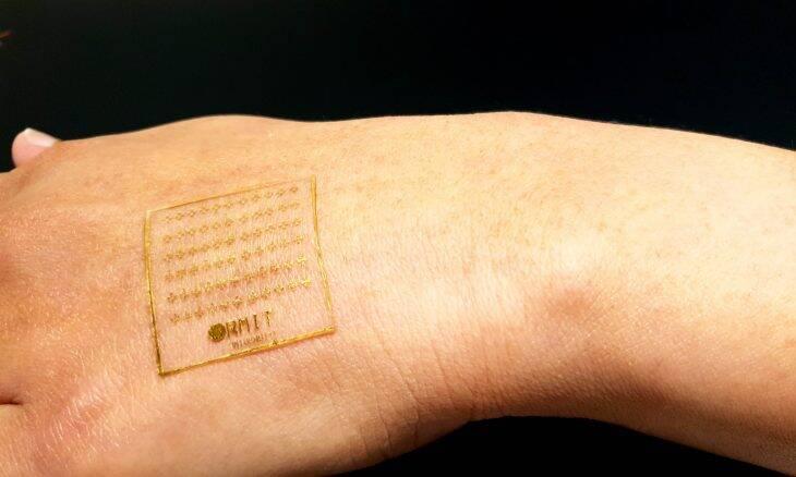 Pesquisadores criam pele artificial que é capaz de simular dor