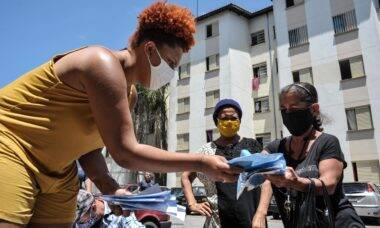 Ford doa 9.000 máscaras para comunidades de São Paulo