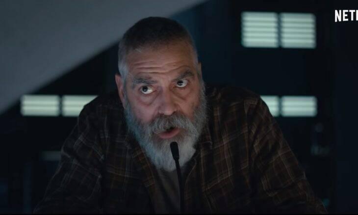 """George Clooney quer salvar a humanidade em """"O Céu da Meia-Noite"""""""