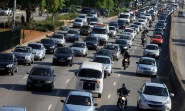 Mulheres respondem por apenas 6,3% dos acidentes de trânsito em SP