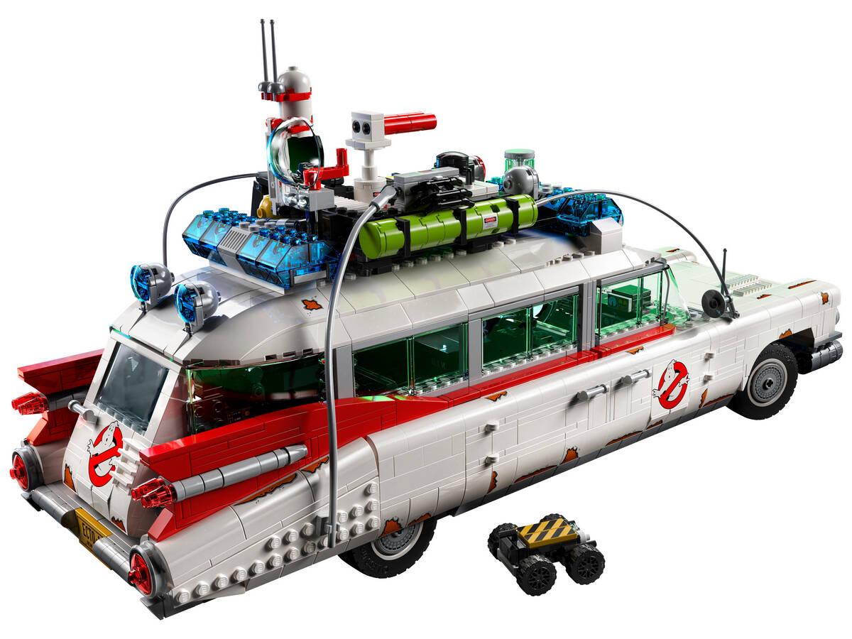 """Lego cria kit do """"Ecto-1"""" de """"Os Caça-Fantasmas"""""""