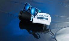 ONG lança óculos feito com lixo do mar