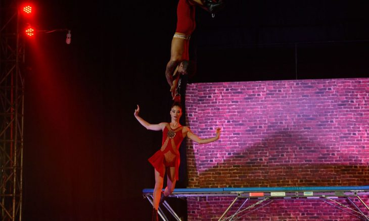SP recebe Festival Internacional de Circo até 15 de dezembro