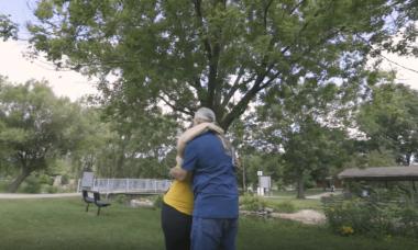 DNA ajuda a reunir pai e filha que não se conheciam