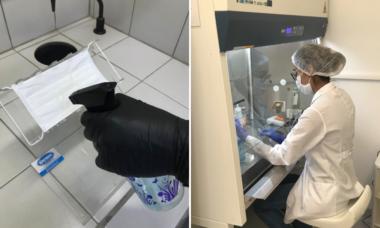 Unicamp desenvolve spray que neutraliza o novo coronavírus por três dias