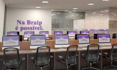 Braip apresenta suas novas placas de premiação. Foto: Divulgação