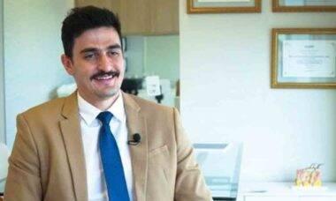 Famoso especialista em transplante capilar, Dr. Márcio Ravagnani concorre prêmios internacionais do setor. Foto: Divulgação