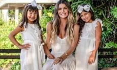 Mãe de duas meninas, influenciadora Júlia Sampaio faz sucesso na internet . Foto: Divulgação
