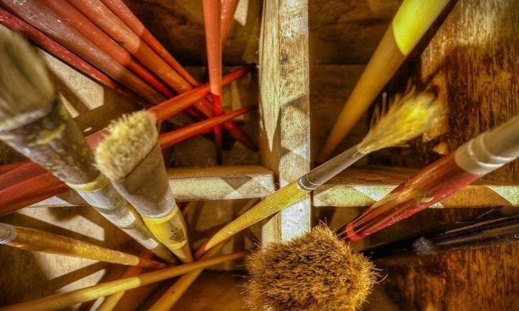 Oficina educativa fala sobre as cores de Candido Portinari