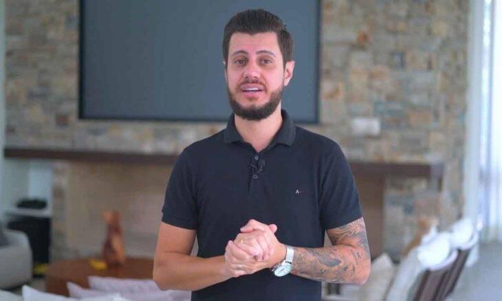 Conheça Peter Marks: influenciador, youtuber e especialista esportivo que faz sucesso nas redes sociais de todo país. Foto: Divulgação