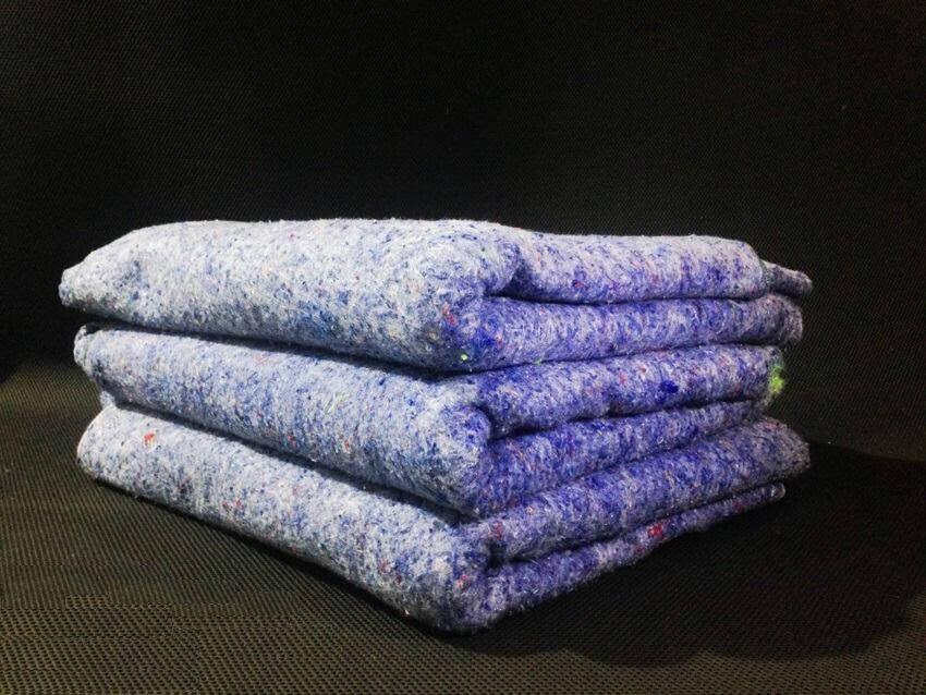 Uniformes usados no Rodoanel Mario Covas viram cobertores após reciclagem