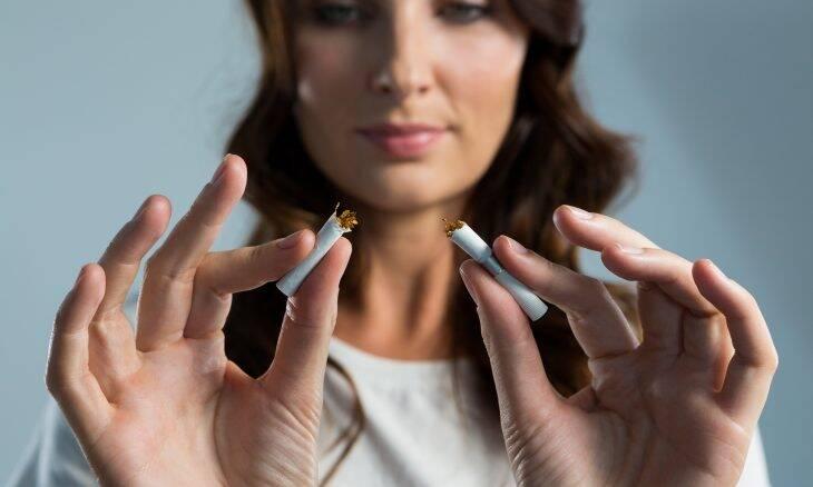 OMS lança campanha para ajudar fumantes a deixar o hábito