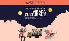 Virada Cultural acontece no próximo fim de semana na capital paulista